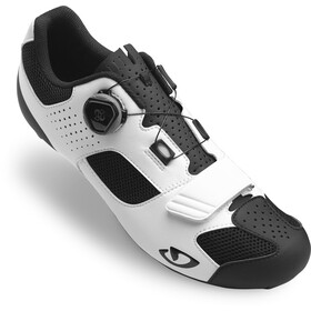 Giro Trans Boa Shoes Herre white/black